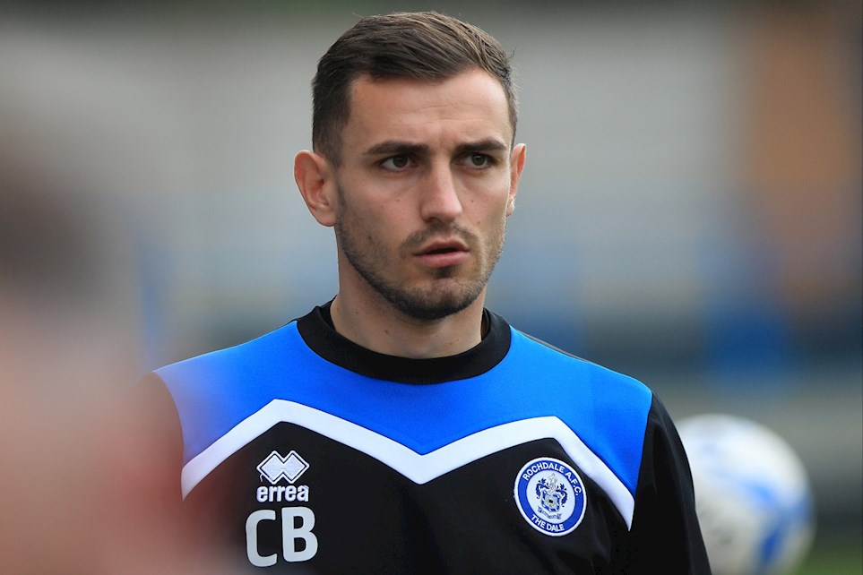 the latest 80cad 9ba52 Chris Brown - Youth Team Staff - Youth Team Staff - Rochdale AFC